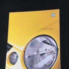 Coches y Motocicletas: FOLLETO CATALOGO PUBLICIDAD ORIGINAL VOLKSWAGEN NUEVO LUPO 1998. Lote 73919115