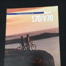 Manual De Instrucciones Mantenimiento Volvo S Vendido