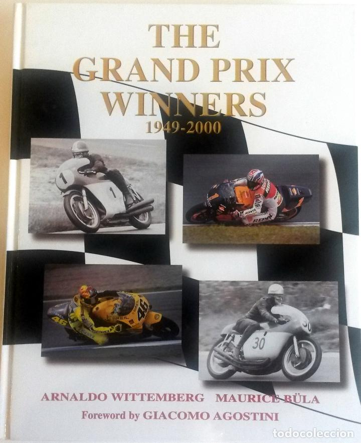 Coches y Motocicletas: LIBRO: THE GRAND PRIX WINNERS 1949 - 2000. - Foto 1 - 74458543