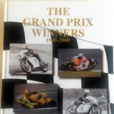 Coches y Motocicletas - LIBRO: THE GRAND PRIX WINNERS 1949 - 2000. - 74458543