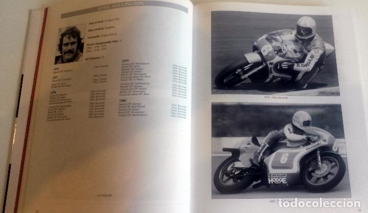 Coches y Motocicletas: LIBRO: THE GRAND PRIX WINNERS 1949 - 2000. - Foto 2 - 74458543