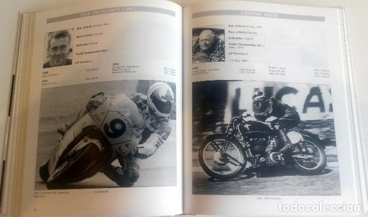 Coches y Motocicletas: LIBRO: THE GRAND PRIX WINNERS 1949 - 2000. - Foto 3 - 74458543