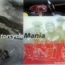 Coches y Motocicletas: LIBRO: MOTORCYCLE MANIA - THE BIKER BOOK.. Lote 74460259