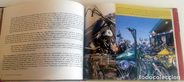Coches y Motocicletas: LIBRO: MOTORCYCLE MANIA - THE BIKER BOOK. - Foto 3 - 74460259