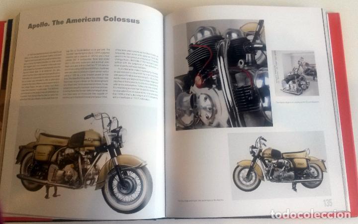 Coches y Motocicletas: LIBRO: DUCATI - THE OFFICIAL RACING HISTORY. - Foto 3 - 74461539