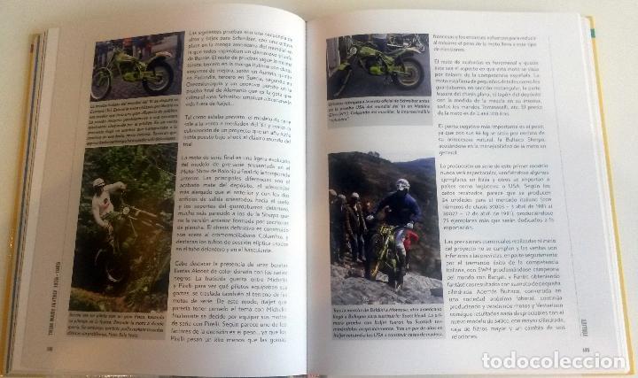Coches y Motocicletas: LIBRO: TRIAL MADE IN ITALY - 1975 / 1985. - Foto 2 - 74463219
