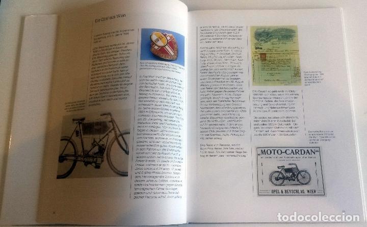 Coches y Motocicletas: LIBRO: OPEL-MOTORRÄDER - AUS DREI JAHRZEHNTEN. - Foto 2 - 74469987