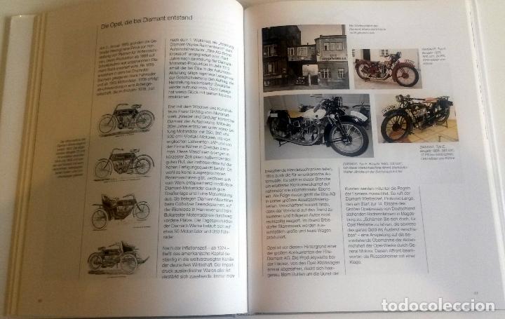 Coches y Motocicletas: LIBRO: OPEL-MOTORRÄDER - AUS DREI JAHRZEHNTEN. - Foto 3 - 74469987