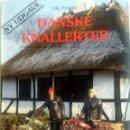 Coches y Motocicletas: LIBRO: DANSKE KNALLERTER.. Lote 74470867