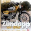 Coches y Motocicletas: LIBRO: ZÜNDAPP IM BILD 1958 - 1984. . Lote 74473435