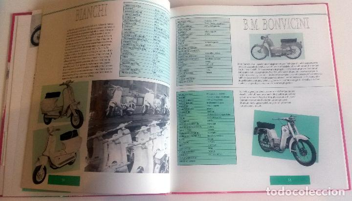 Coches y Motocicletas: LIBRO: SCOOTERS MADE IN ITALY 1946 - 1972. - Foto 3 - 74474663