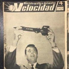 Coches y Motocicletas: REVISTA VELOCIDAD NUM. 8 1960. Lote 74613251