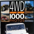 Coches y Motocicletas: LIBRO: 4WD IN 1000 PHOTOS. . Lote 74717135