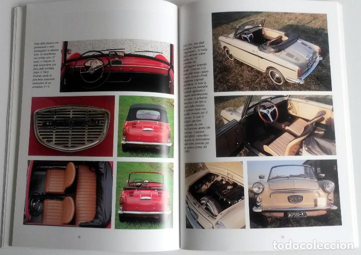 Coches y Motocicletas: LIBRO AUTOBIANCHI BIANCHINA. - Foto 2 - 75360991