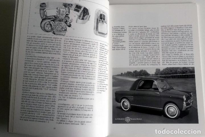 Coches y Motocicletas: LIBRO AUTOBIANCHI BIANCHINA. - Foto 3 - 75360991