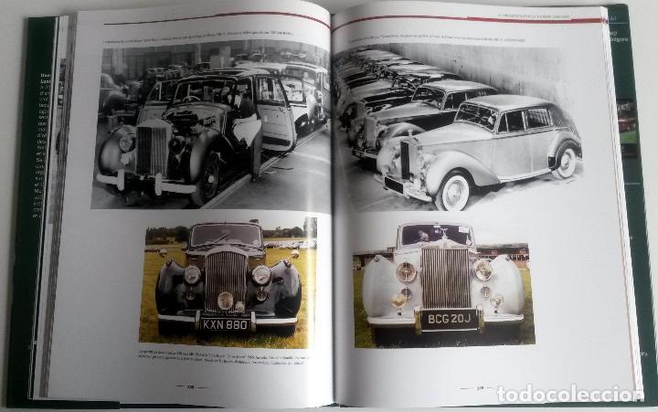 Coches y Motocicletas: LIBRO BENTLEY 1931 - 1965, LA RELÈVE DUN DÉFI. - Foto 3 - 75404987
