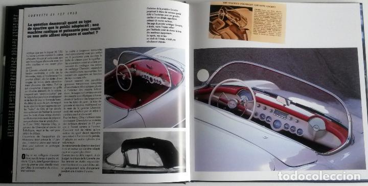 Coches y Motocicletas: LIBRO CORVETTE - LE DESSUS DU PANIER. - Foto 3 - 75406543