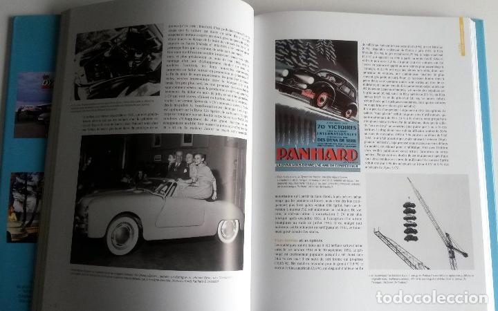 Coches y Motocicletas: LIBRO LA GRANDE HISTOIRE DE LA PETITE DYNA. - Foto 2 - 75409563