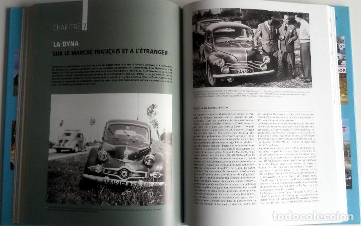 Coches y Motocicletas: LIBRO LA GRANDE HISTOIRE DE LA PETITE DYNA. - Foto 3 - 75409563