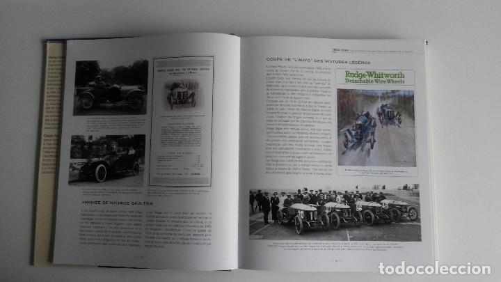Coches y Motocicletas: LIBRO DELAGE - LA BELLE VOITURE FRANÇAISE. - Foto 2 - 75411047