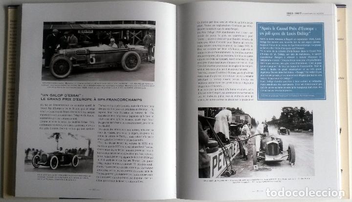 Coches y Motocicletas: LIBRO DELAGE - LA BELLE VOITURE FRANÇAISE. - Foto 3 - 75411047