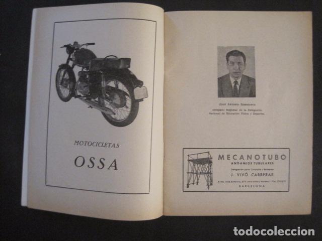 Coches y Motocicletas: CARRERAS MOTOCICLETAS -VIII GRAN PREMIO DE ESPAÑA-MONTJUICH BARCELONA-AÑO 1958-VER FOTOS - (V-8917) - Foto 3 - 75530967