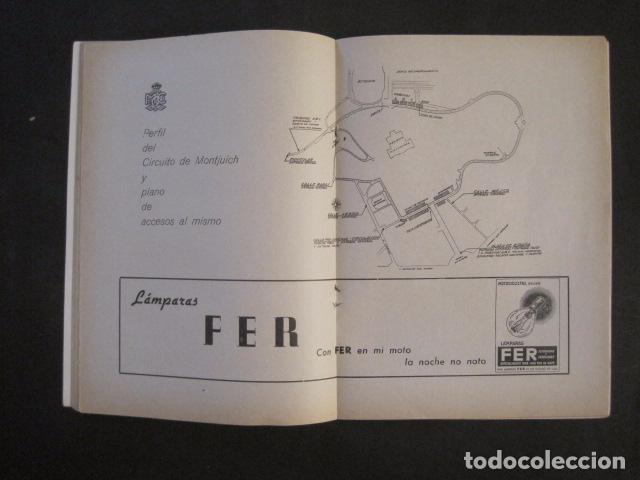 Coches y Motocicletas: CARRERAS MOTOCICLETAS -VIII GRAN PREMIO DE ESPAÑA-MONTJUICH BARCELONA-AÑO 1958-VER FOTOS - (V-8917) - Foto 8 - 75530967
