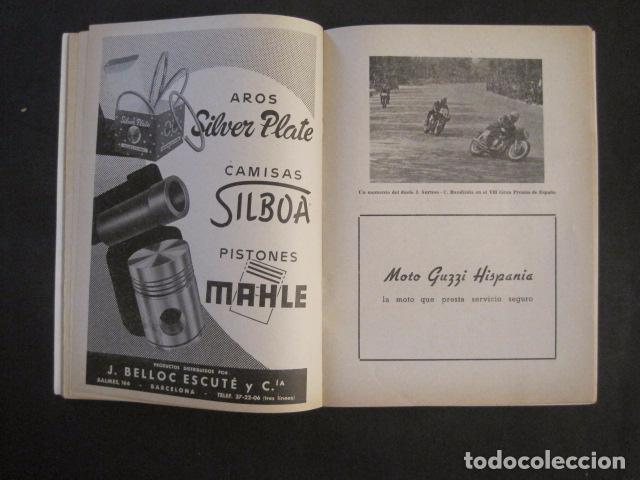 Coches y Motocicletas: CARRERAS MOTOCICLETAS -VIII GRAN PREMIO DE ESPAÑA-MONTJUICH BARCELONA-AÑO 1958-VER FOTOS - (V-8917) - Foto 10 - 75530967