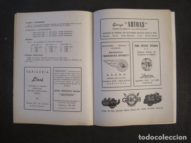Coches y Motocicletas: CARRERAS MOTOCICLETAS -VIII GRAN PREMIO DE ESPAÑA-MONTJUICH BARCELONA-AÑO 1958-VER FOTOS - (V-8917) - Foto 14 - 75530967