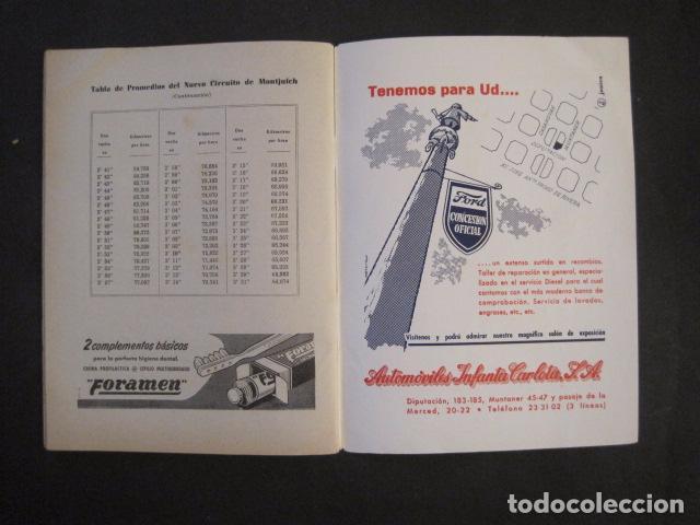 Coches y Motocicletas: CARRERAS MOTOCICLETAS -VIII GRAN PREMIO DE ESPAÑA-MONTJUICH BARCELONA-AÑO 1958-VER FOTOS - (V-8917) - Foto 17 - 75530967