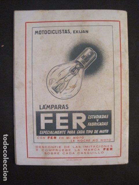 Coches y Motocicletas: CARRERAS MOTOCICLETAS -VIII GRAN PREMIO DE ESPAÑA-MONTJUICH BARCELONA-AÑO 1958-VER FOTOS - (V-8917) - Foto 18 - 75530967