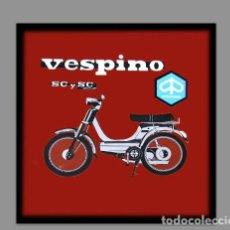 Coches y Motocicletas: AZULEJO 20X20 DE VESPINO SC. Lote 109180154