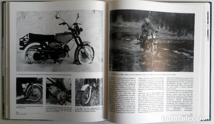 Coches y Motocicletas: LIBRO MOTORRÄDER AUS DER DDR. - Foto 2 - 75692075