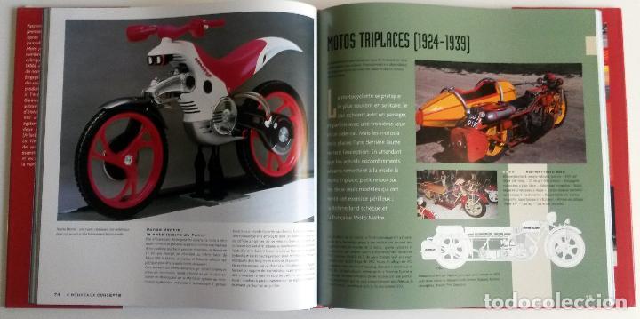 Coches y Motocicletas: LIBRO MOTOS INSOLITES & PROTOTYPES HORS NORMES. - Foto 3 - 75694315