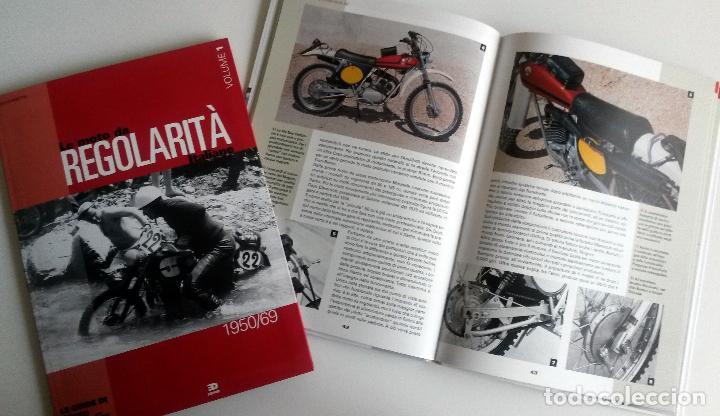 Coches y Motocicletas: LIBROS (2) LE MOTO DA REGOLARITÀ ITALIANE, 1950/69 - 1970/76. - Foto 2 - 84609895