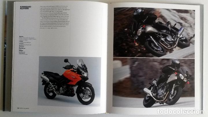 Coches y Motocicletas: LIBRO: THE NEW MOTORCYCLE YEARBOOK. - Foto 3 - 76322315