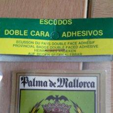 Coches y Motocicletas: ESCUDO COCHE. PALMA DE MALLORCA. Lote 76838631