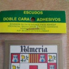 Coches y Motocicletas: ESCUDO DE ALMERÍA. PARA COCHE.. Lote 77399177