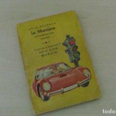 Coches y Motocicletas: LIBRO DE AUTO-ESCUELA LA MURCIANA , MURCIA . Lote 77637949