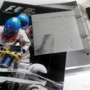 Coches y Motocicletas: DOSSIER DE PRENSA OFICIAL- F1 - BRITISH GRAND PRIX, CIRCUITO SILVERSTONE 2001 TEXTO EN INGLÉS.. Lote 77814485