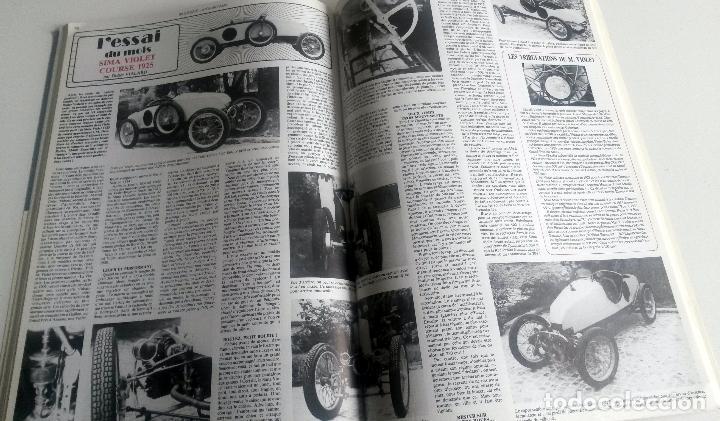 Coches y Motocicletas: LIBRO: 60 ESSAIS DE VÉHICLES DE COLLECTION PARUS DANS LA VIE DE LAUTO. Texto en FRANCÉS. - Foto 2 - 77816229