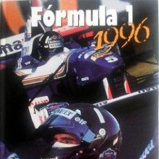 Coches y Motocicletas: LIBRO: FÓRMULA 1 1996 - TEXTO EN PORTUGUÉS.. Lote 77823985