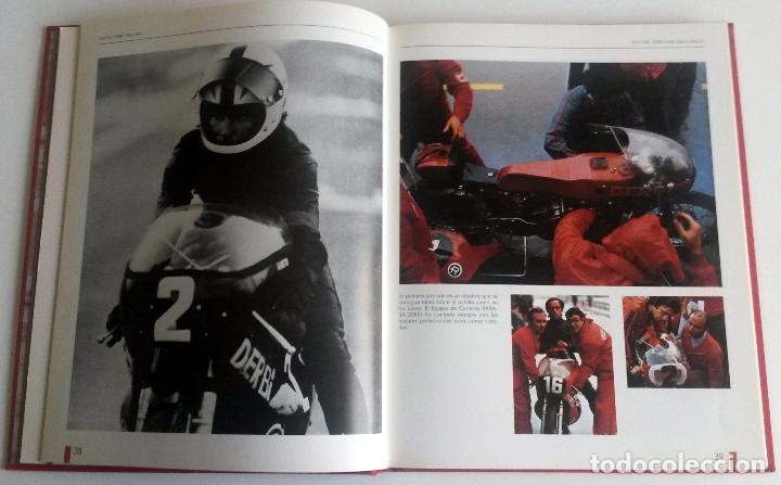Coches y Motocicletas: LIBRO RABASA DERBI, 1922 - 1987. TEXTO EN CASTELLANO. - Foto 2 - 78154545