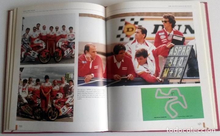 Coches y Motocicletas: LIBRO RABASA DERBI, 1922 - 1987. TEXTO EN CASTELLANO. - Foto 4 - 78154545