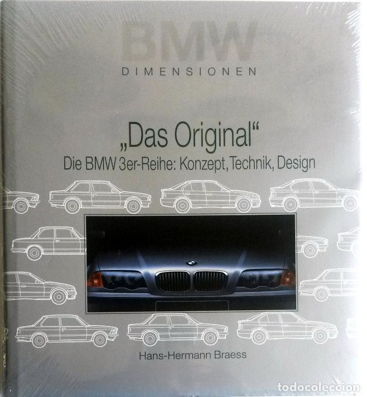 LIBRO BMW DIMENSIONEN - DAS ORIGINAL. SERIE 3 (Coches y Motocicletas Antiguas y Clásicas - Catálogos, Publicidad y Libros de mecánica)