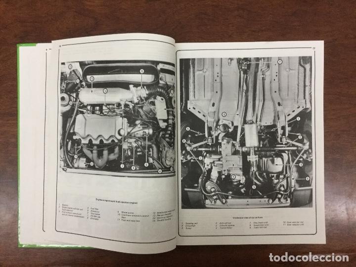 Coches y Motocicletas: FORD ORION L,GL Y GHIA (INCLUYE MODELOS DE INYECCIÓN).1296 CC Y 1597 CC.MANUAL DE TALLER - Foto 3 - 78354213