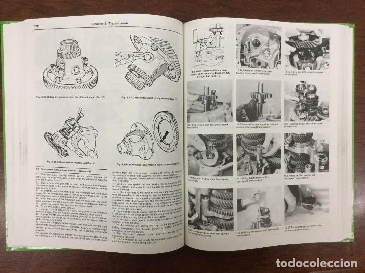 Coches y Motocicletas: FORD ORION L,GL Y GHIA (INCLUYE MODELOS DE INYECCIÓN).1296 CC Y 1597 CC.MANUAL DE TALLER - Foto 5 - 78354213