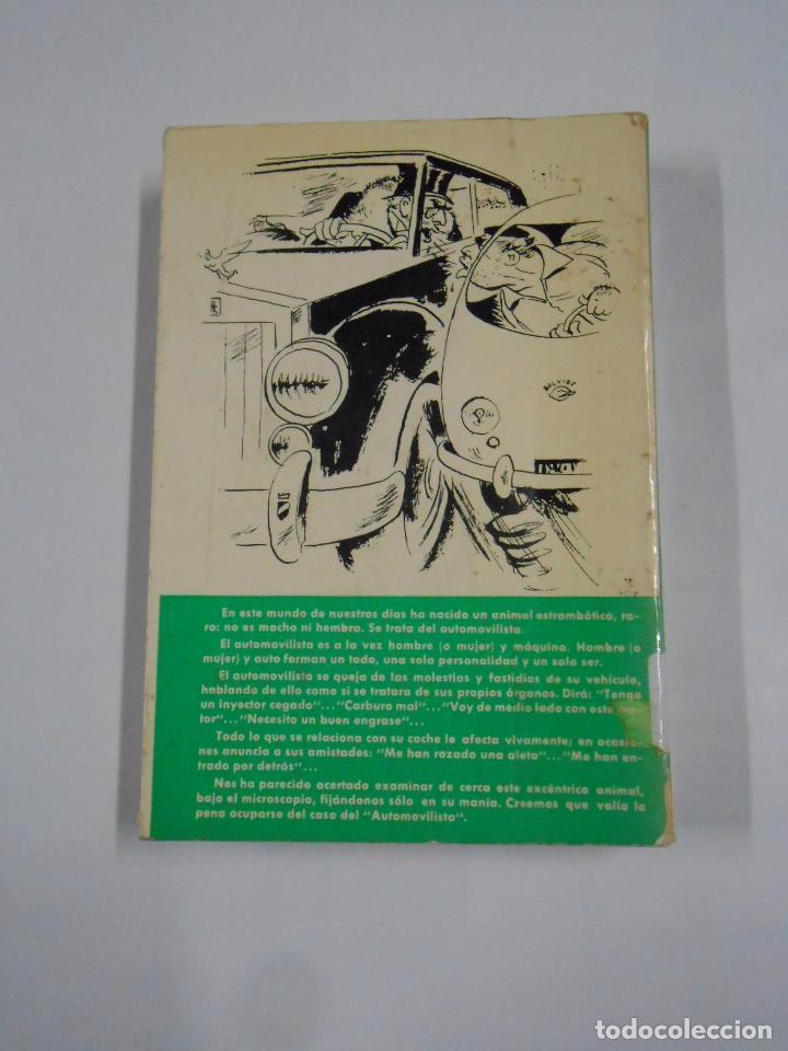 Coches y Motocicletas: PEQUEÑO DICCIONARIO DEL PERFECTO AUTOMOVILISTA. - VEBEL, CHRISTIAN. TDK7 - Foto 2 - 80010057