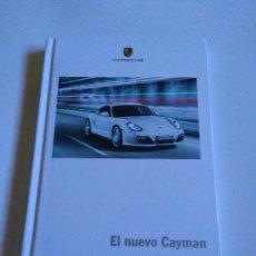 Coches y Motocicletas: CATALOGO PORSCHE CAYMAN . Lote 96675483