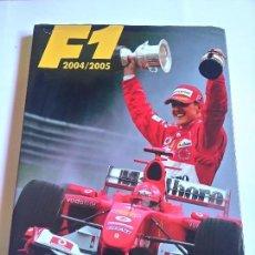 Coches y Motocicletas: ANUARIO F1 2004/2005. Lote 80091317